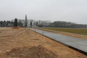 beton storten nieuw stuk 3